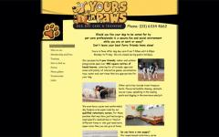 Yours In Paws Dog Day Care &amp; Training